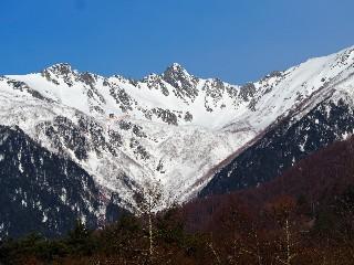 【中央アルプス】 木曽駒ヶ岳 厳冬期登山
