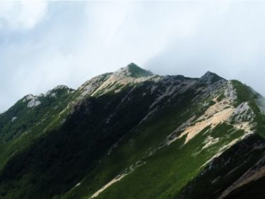 【北アルプス】表銀座縦走 テント泊② 燕岳~大天井岳~西岳編
