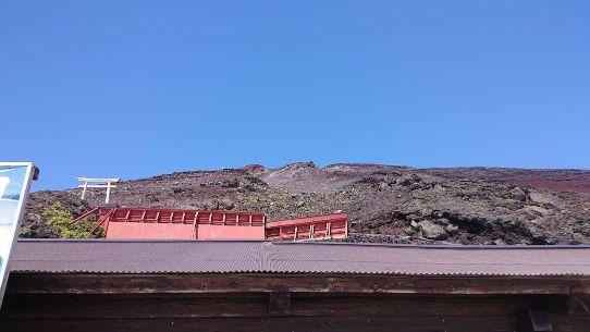 富士宮 8合目