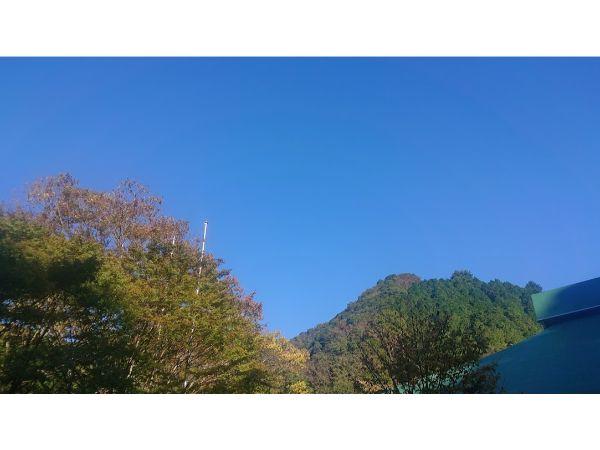 西丹沢の天気