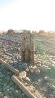 蛭ヶ岳の標識