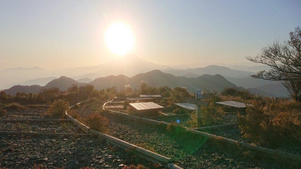 蛭ヶ岳山頂2