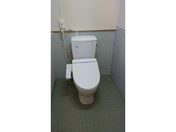 八方池山荘のトイレ