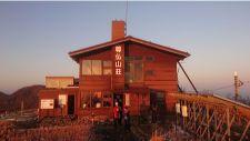 【丹沢】塔ノ岳の山小屋 尊仏山荘に宿泊した