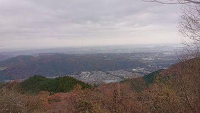 高取山からの眺め