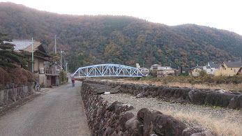 宮ケ瀬ダムから半原への道2