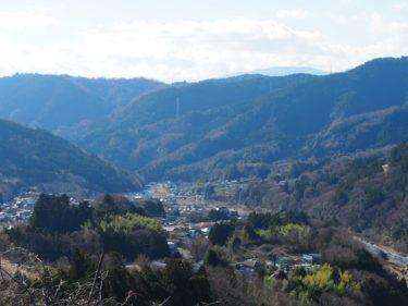【丹沢】鍋割山から栗ノ木洞経由で寄へ下山した