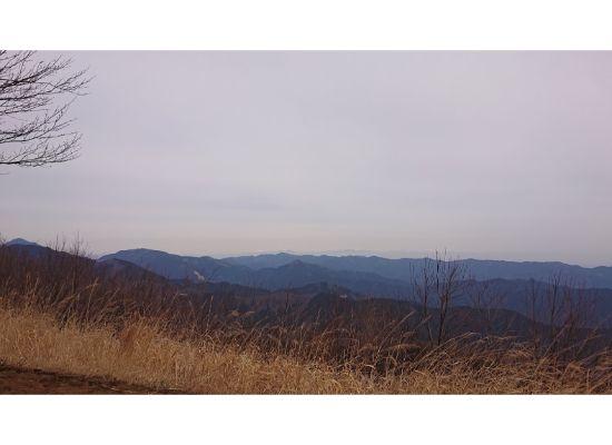 棒ノ折山景色