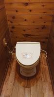 みやま山荘トイレ
