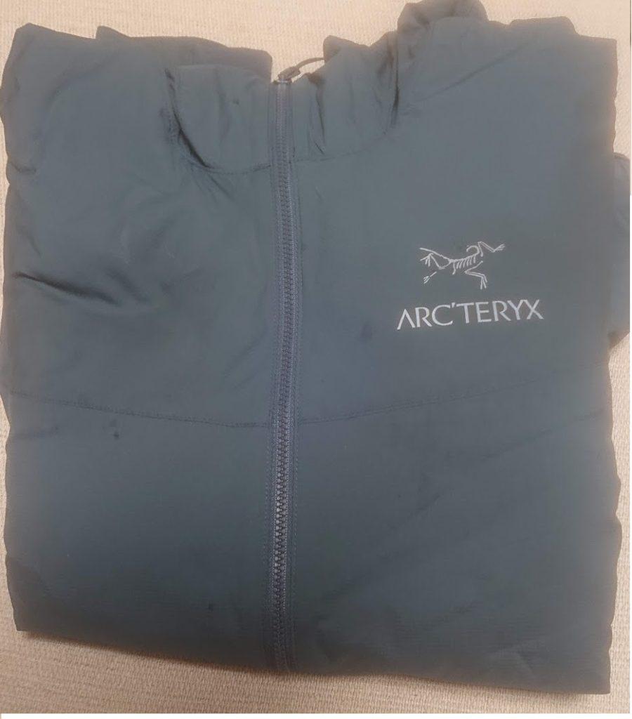 Arcteryxのソフトシェル