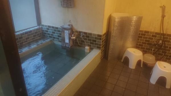 瑞牆山荘のお風呂1